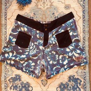 Swim - Vintage women's board shorts